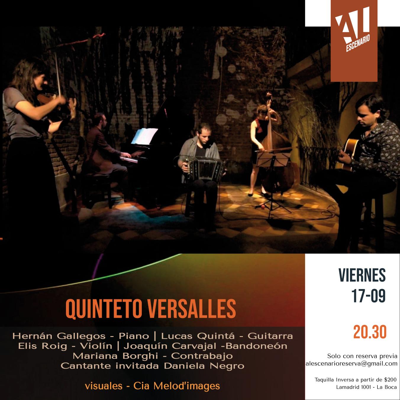 Quinteto Versalles