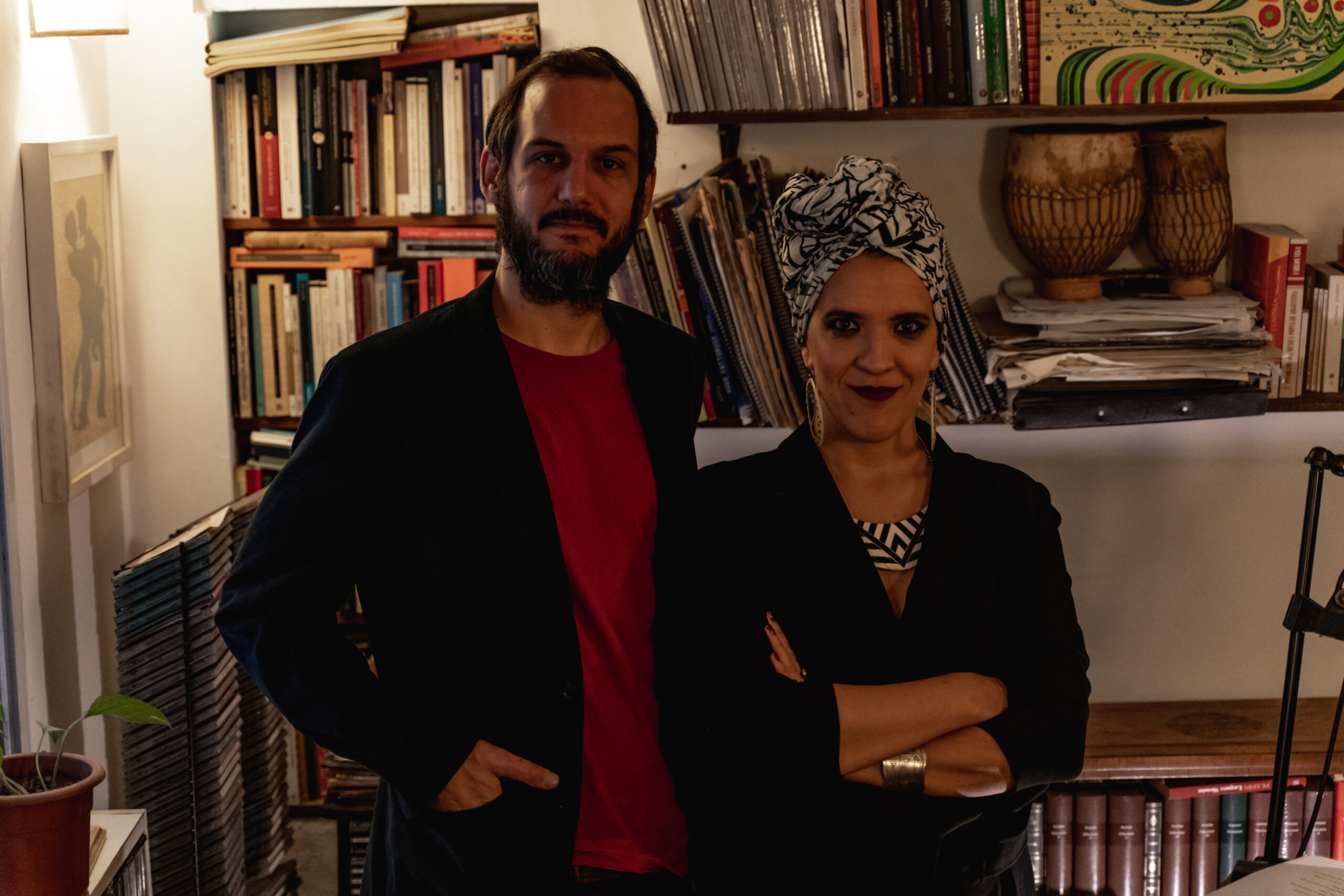Martin y Vicky Al Escenario
