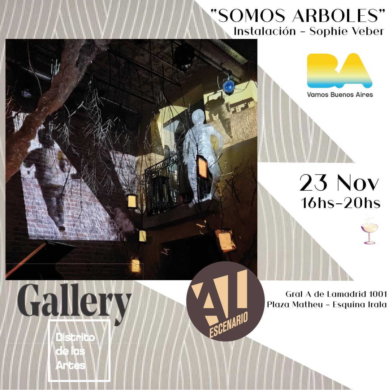 Gallery Day - Al Escenario